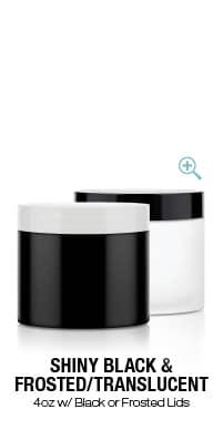 4oz Jars Private Label Packaging - Dreamline Beauty